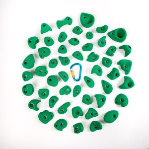 Klimgrepen serie MEGA PACK - medium, set van 50